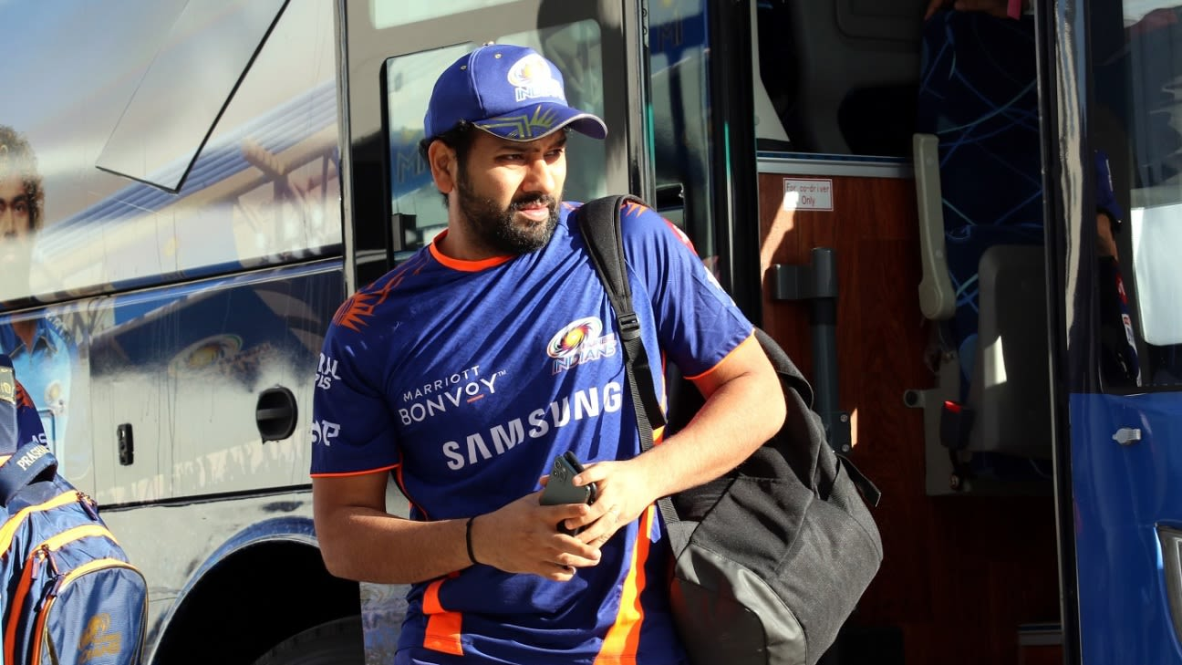 Australia vs India 2020-21 - Rohit Sharma arrives at the NCA amid lack of  clarity over fitness