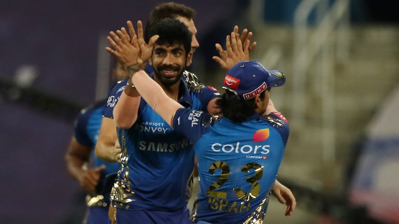 Scenarios: Almost impossible to deny Mumbai Indians a top-two finish now