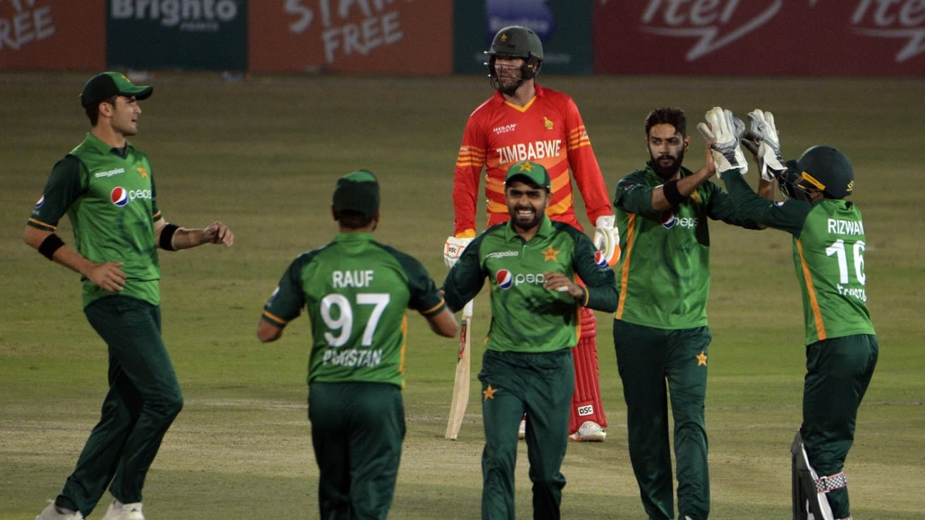 Match Preview – Zimbabwe vs Pakistan, Zimbabwe tour of Pakistan 2020, 3rd ODI