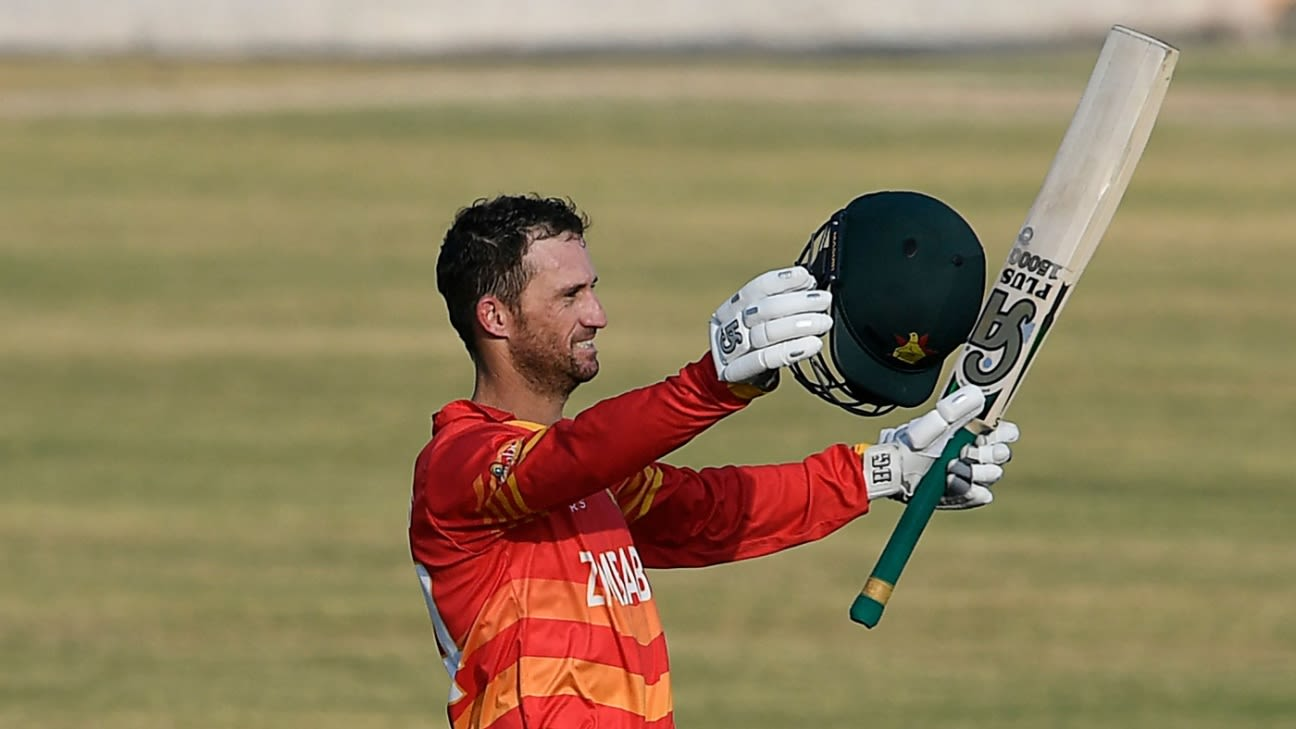 Pak vs Zim, 3rd ODI – 'We're tired of competing and getting beaten'