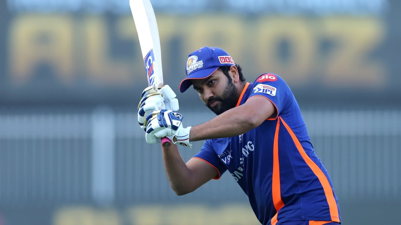 Rohit Sharma – 'Still some work to be done' on hamstring injury