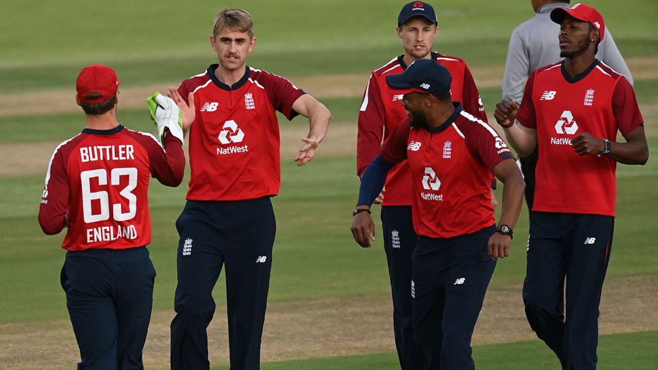 Olly Stone gives England selectors a nudge before Sam Curran and Joe Root seal warm-up win