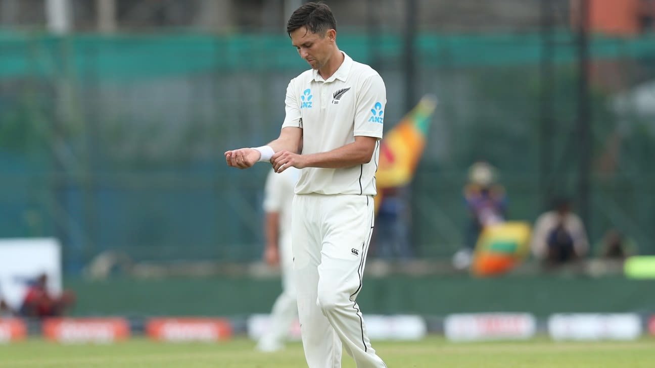 Trent Boult: Staying in bio-secure bubbles 'a big sacrifice'