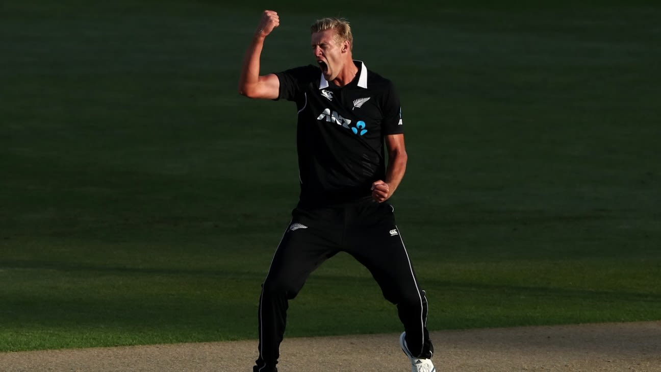 Recent Match Report – West Indies vs New Zealand 1st T20I 2020