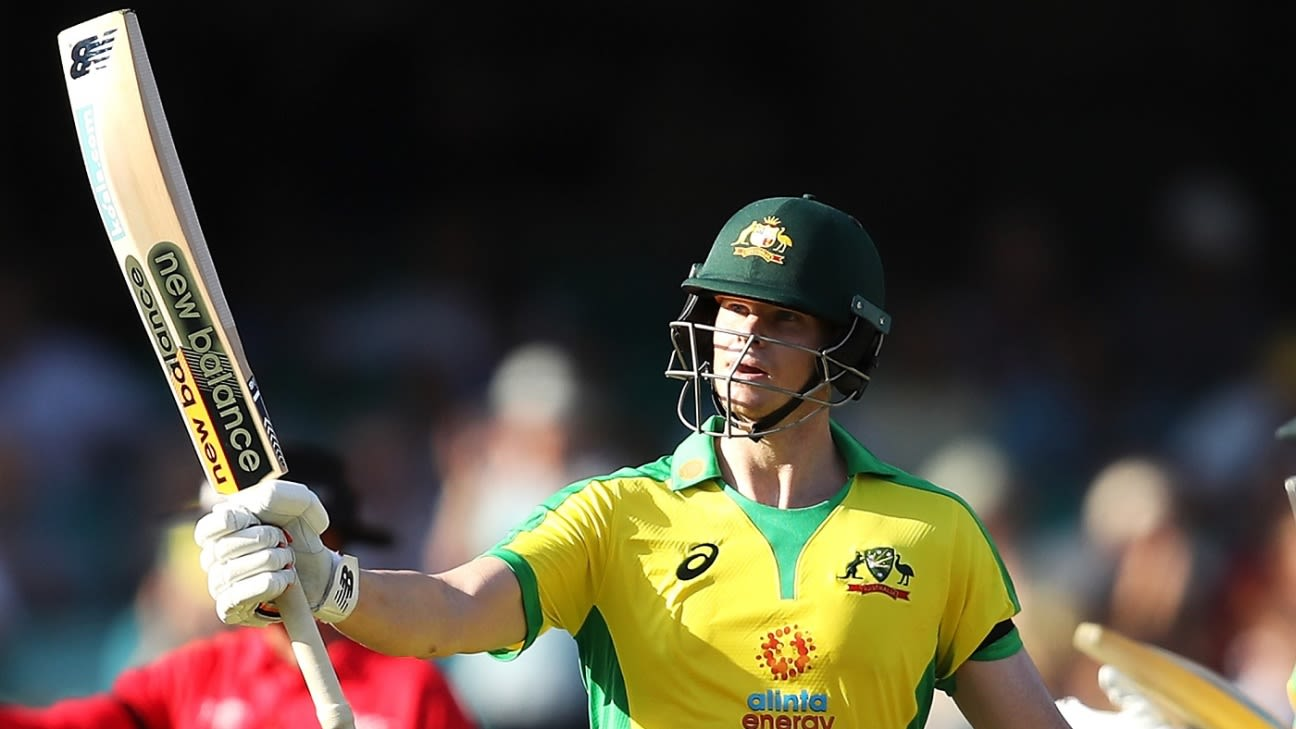 Australia vs India, 2nd ODI  Australia won