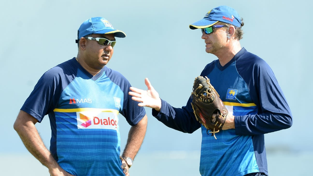 Former Sri Lanka batsman Asanka Gurusinha appointed head coach of Nigeria cricket team