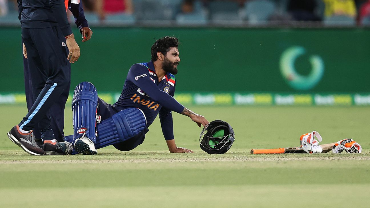 Moises Henriques questions Yuzvendra Chahal being 'like-for-like' substitute for Ravindra Jadeja