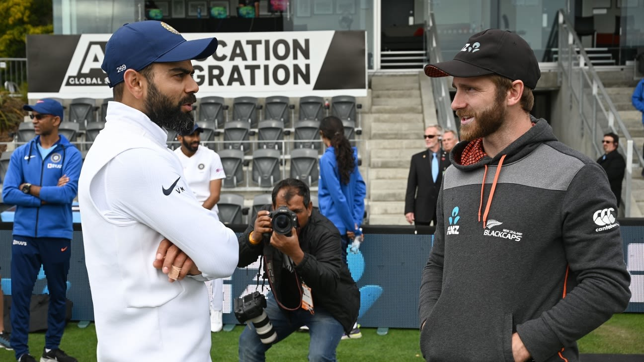 ICC Test batting rankings – Kane Williamson joins Virat Kohli at No. 2, only behind Steven Smith