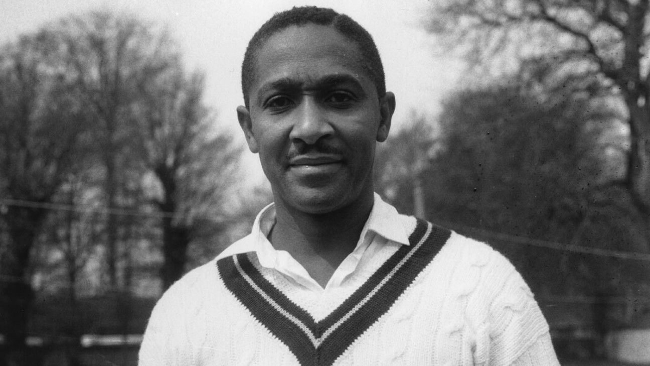 Frank Worrell: The captain who helped West Indies make their own West Indian way