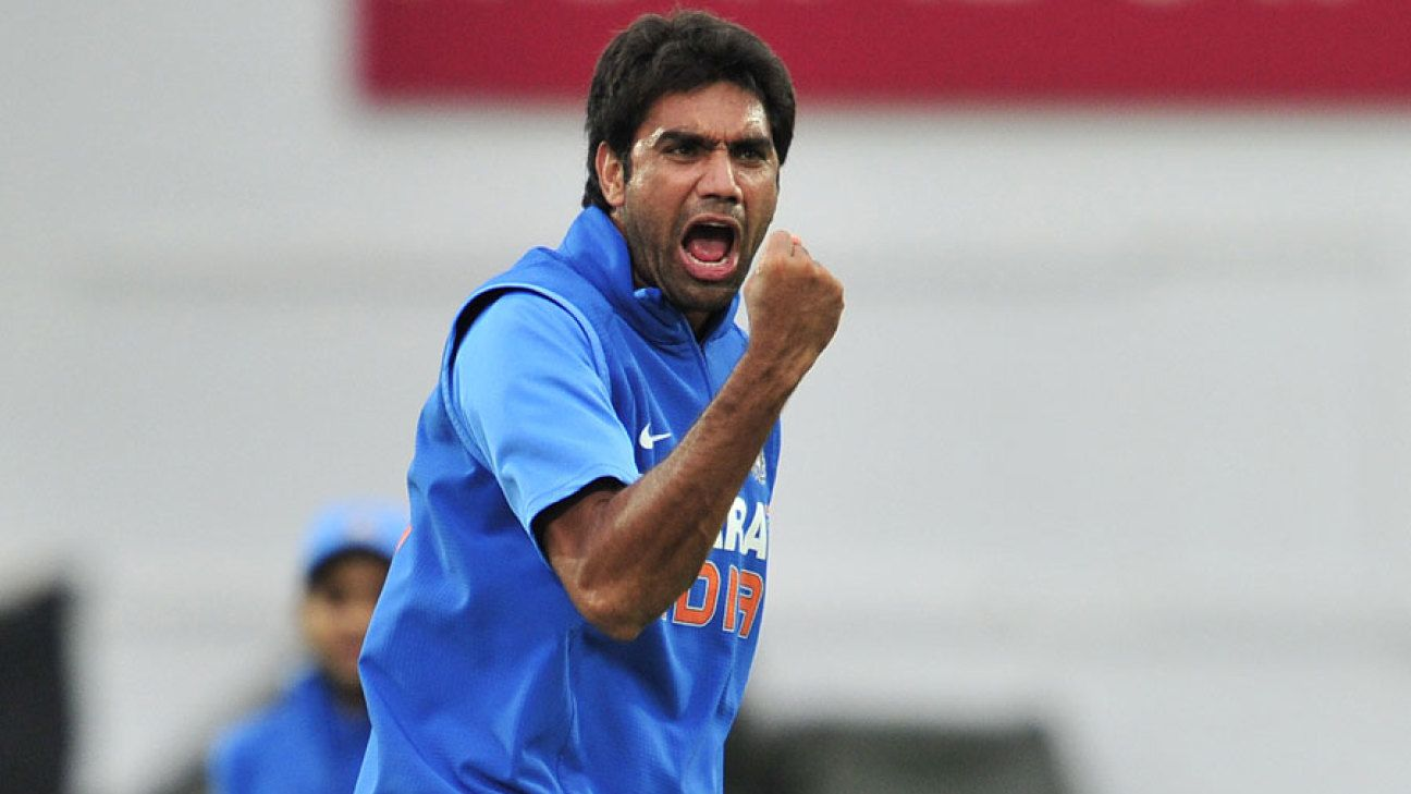 World Cup winner Munaf Patel retires from competitive cricket ...