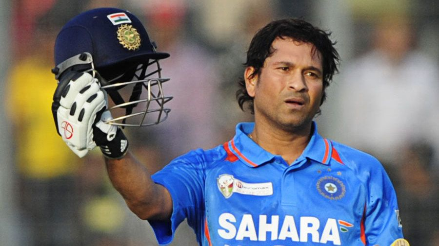 Bangladesh v India, Asia Cup, Mirpur: Sachin Tendulkar scores his 100th international century