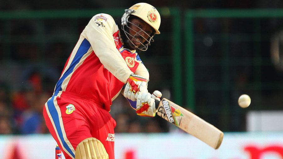 Stats on Gayle's 175 not out - 17 sixes, 13 fours, 18 dots