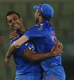 Full Scorecard of India vs Bangladesh 2nd ODI 2014 - Score Report | ESPNcricinfo.com