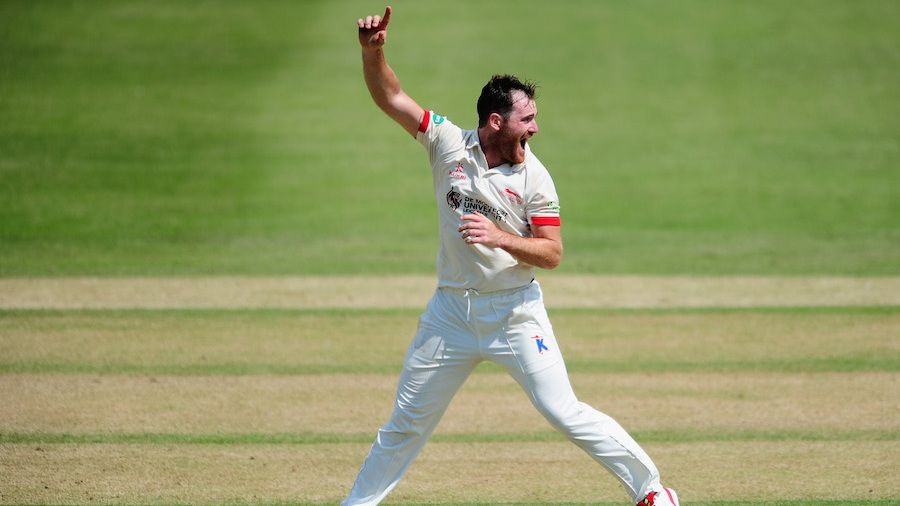 Raine reigns in adversity to rain on Northants' promotion rampage