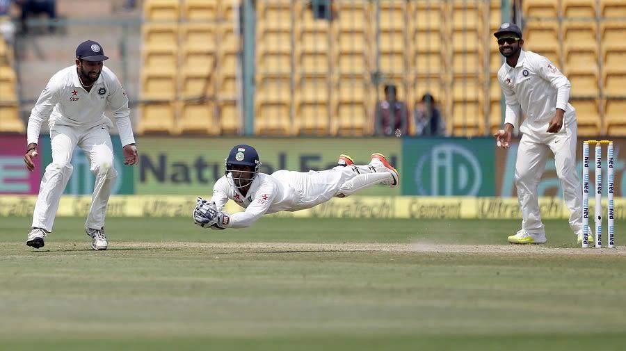 Full Scorecard of India vs Australia 2nd Test 2016/17 - Score Report | ESPNcricinfo.com
