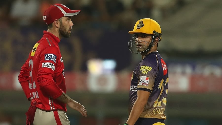 Gambhir: Maxwell has played for so many IPL teams 'because he's not been consistent at all'