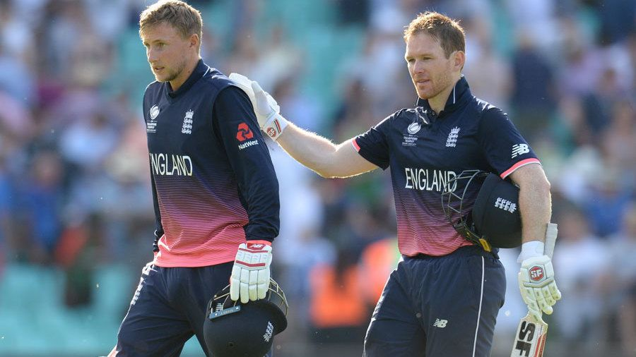 Image result for Joe root eion Morgan test