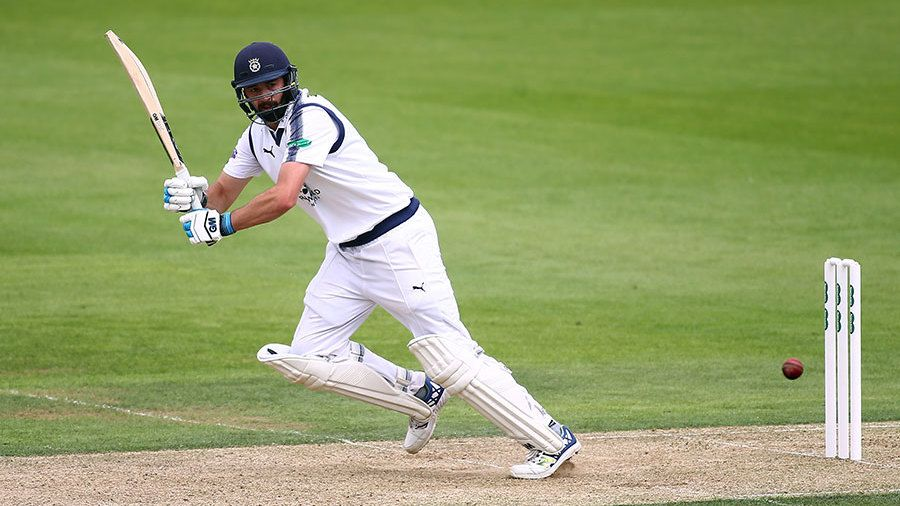 Ashes call-up Vince toughs it out as Hampshire survive
