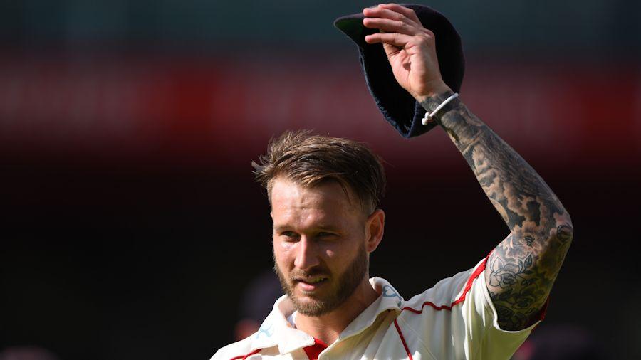 Jarvis leaves Lancashire to resume Zimbabwe career thumbnail