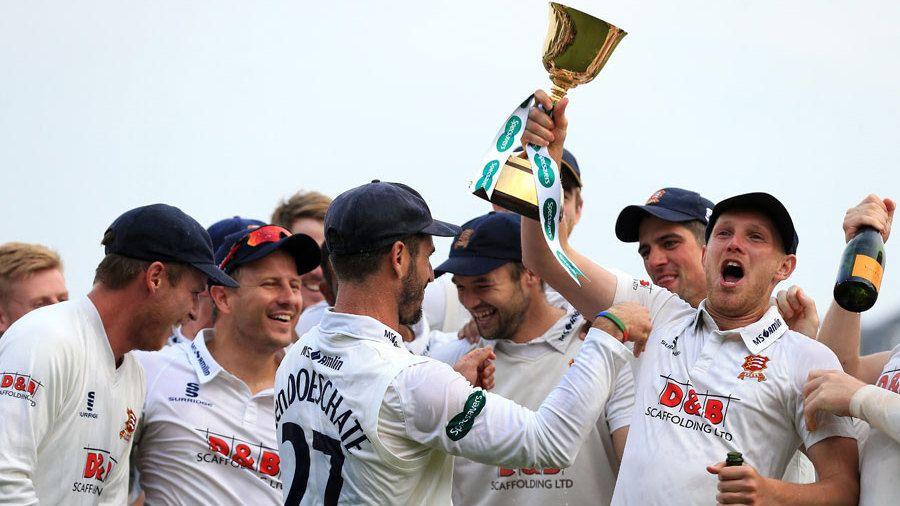 <p>Essex complete historic unbeaten season as Yorkshire feel the pain thumbnail