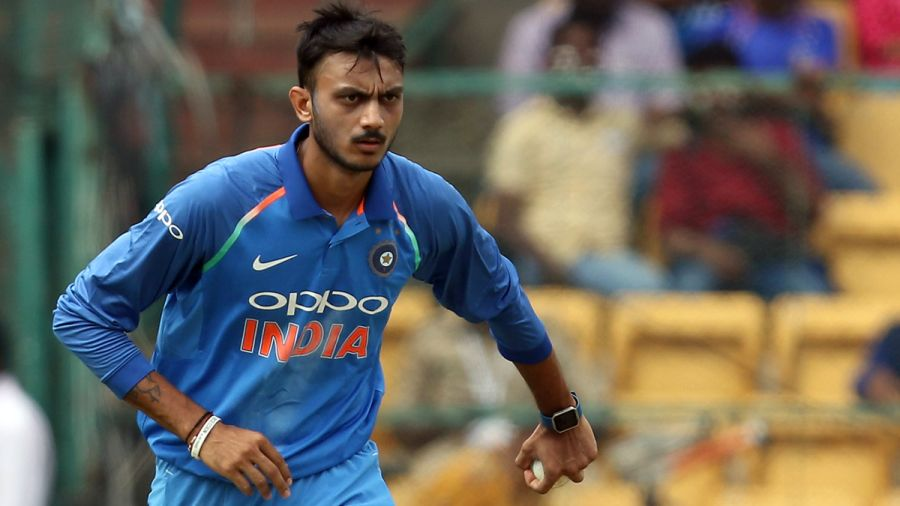 Axar Patel had been ruled out with a knee injury in 1st Test (BCCI)