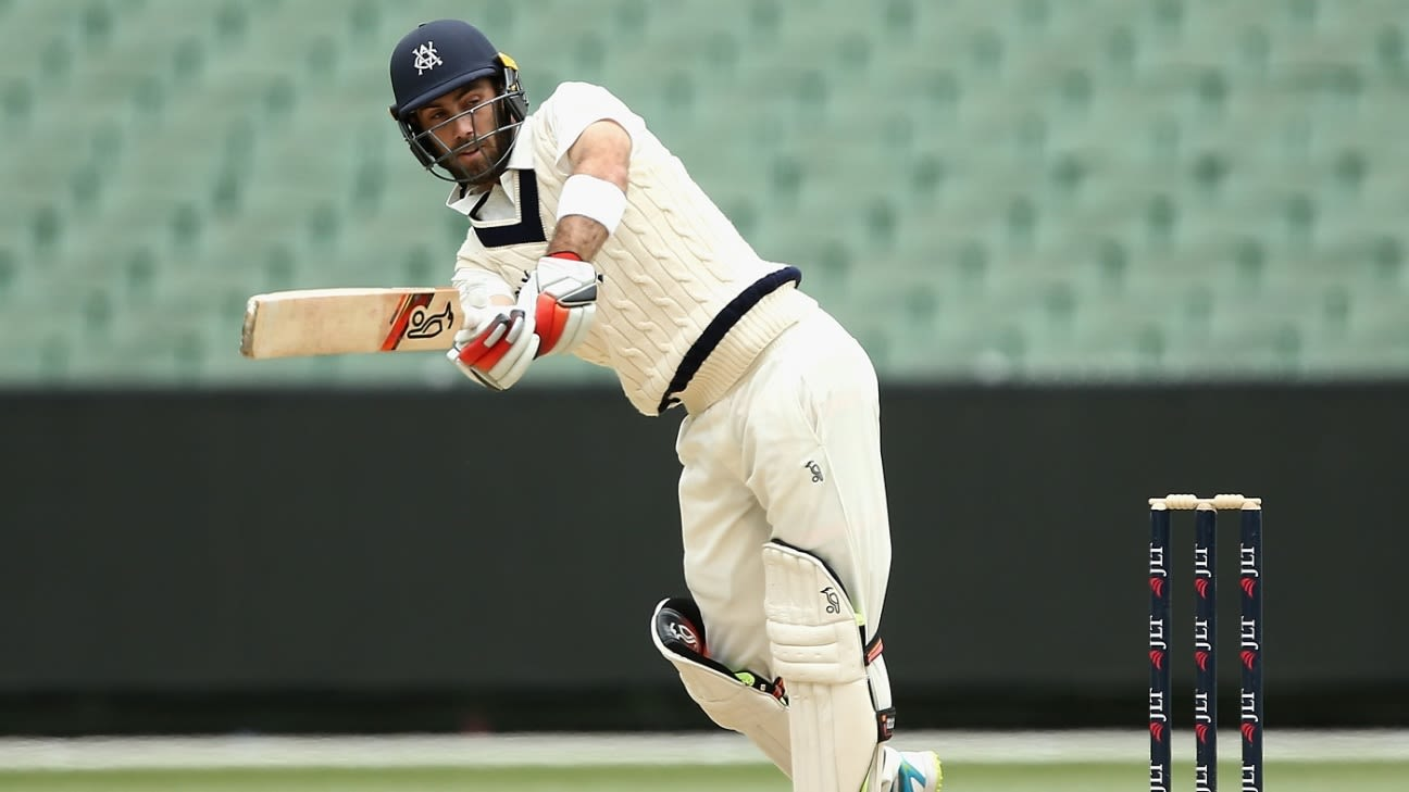 Glenn Maxwell may not need Sheffield Shield cricket for Test recall - Chris Rogers