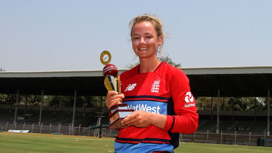 This one's for my dad' - Danielle Wyatt