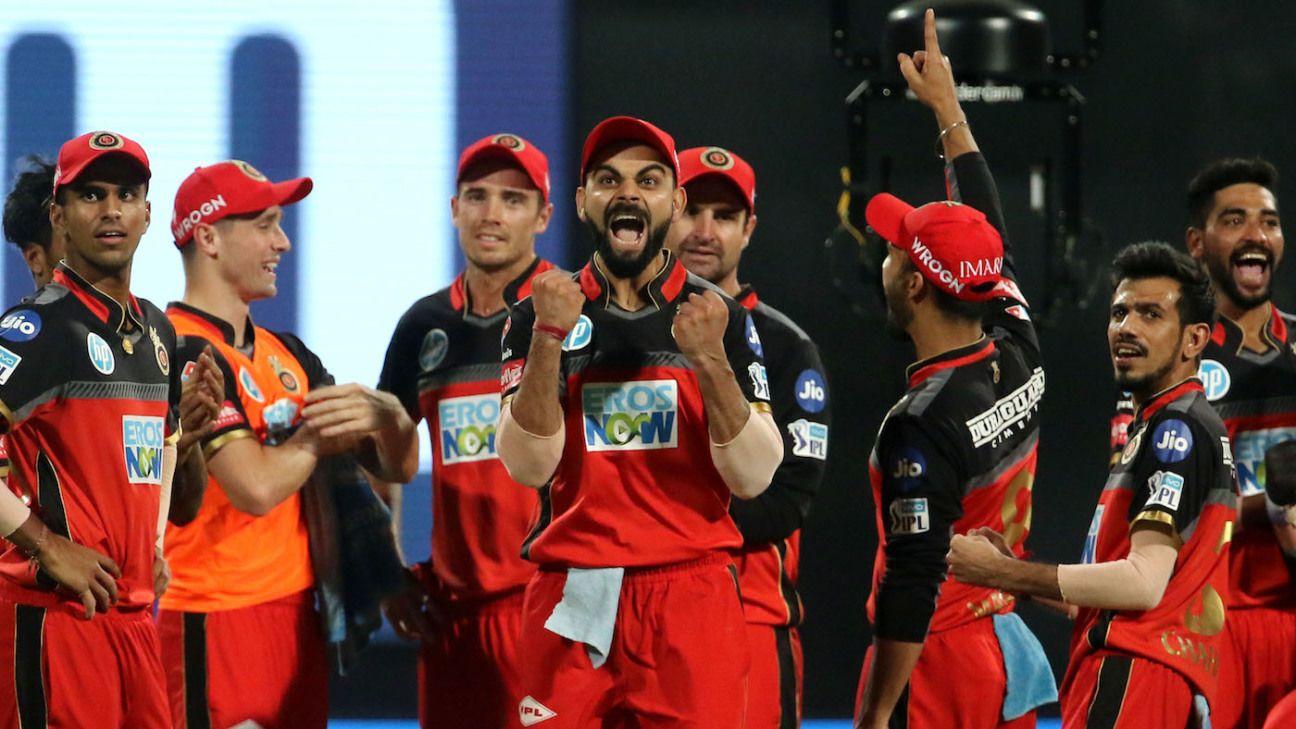 RCB beat Mum Indians RCB won by 14 runs - RCB vs Mum Indians, IPL, 31st match Match Summary, Report   ESPNcricinfo.com