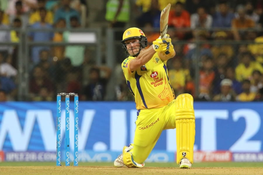 The greatest IPL performances, No. 2 - Shane Watson's 117 not out vs the  Sunrisers Hyderabad