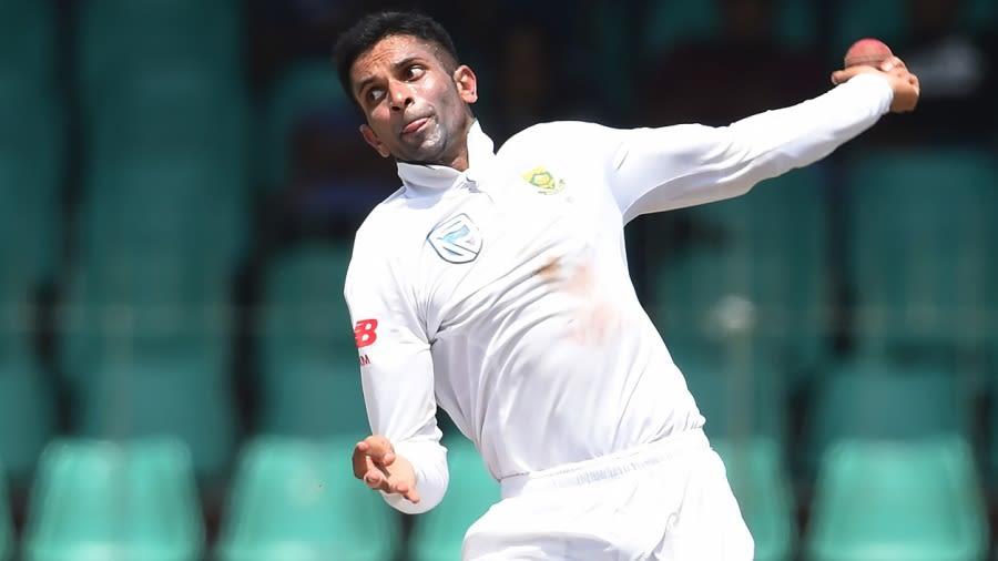 Keshav Maharaj wants to be South Africa's Test captain