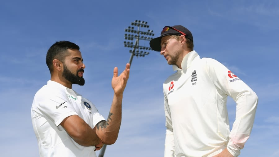 India vs England - Three day training for teams ahead of first Test in  Chennai