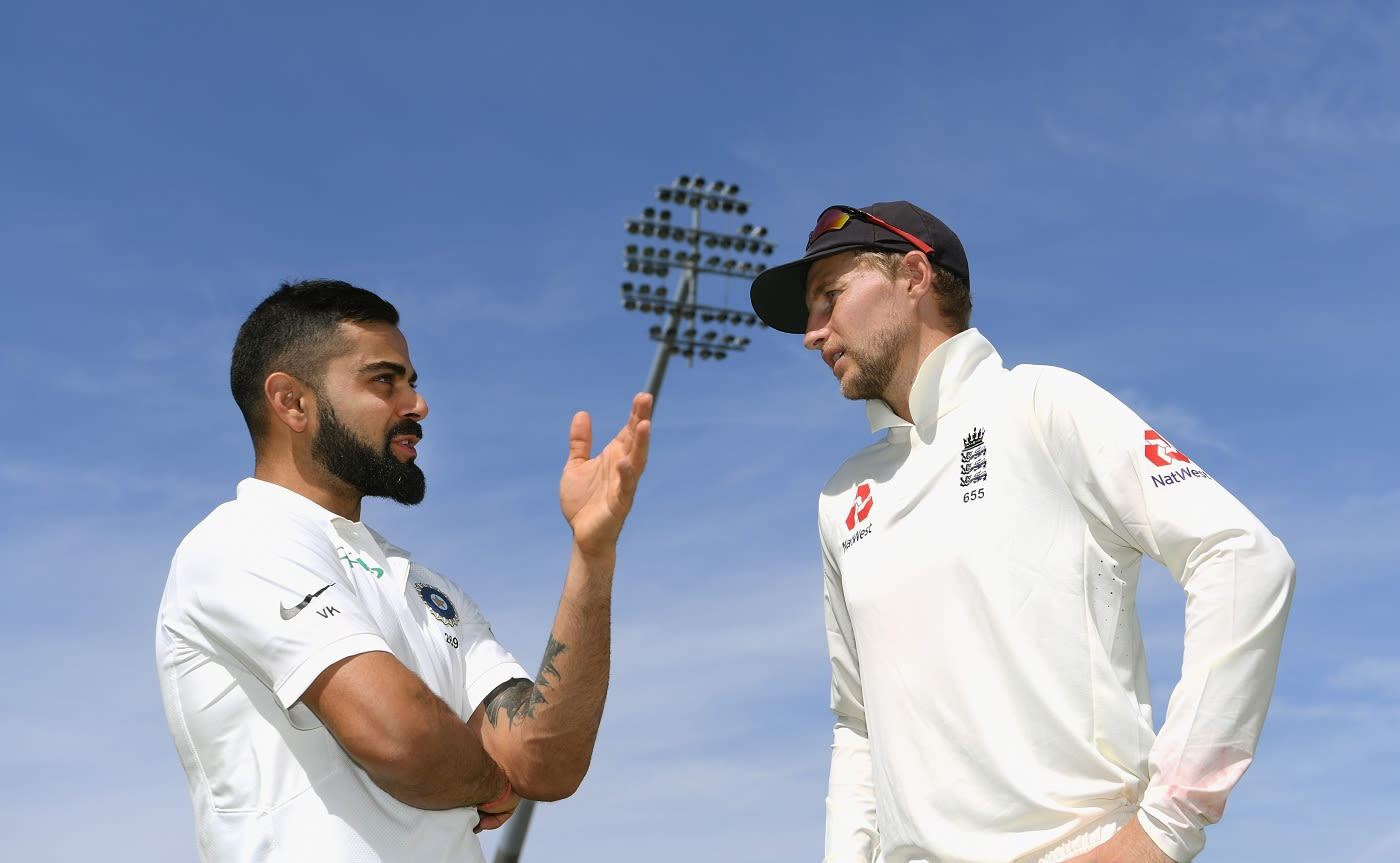 India vs England: Three-day training for teams ahead of first Test in Chennai - ESPNcricinfo