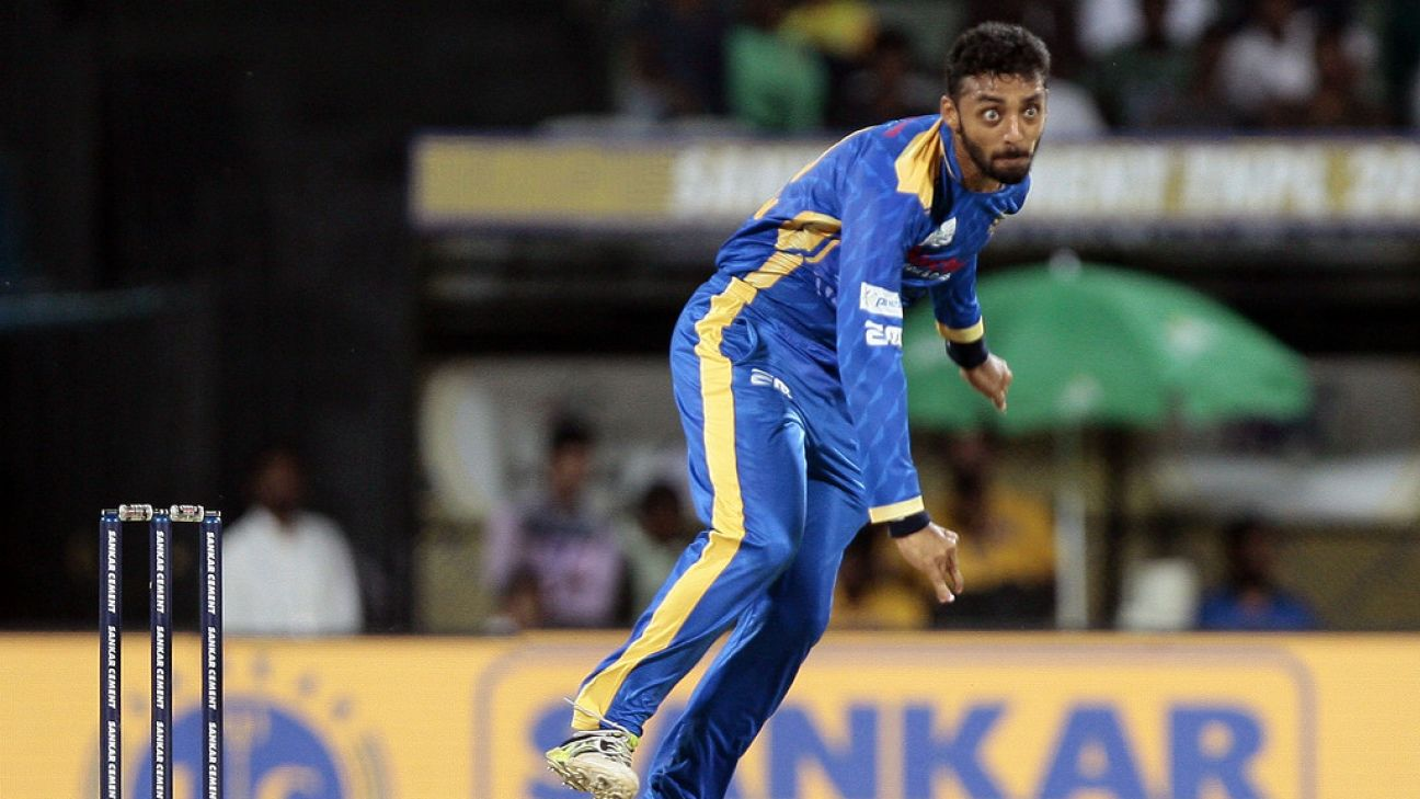 Five Tnpl Players Who Could Be On The Ipl Radar