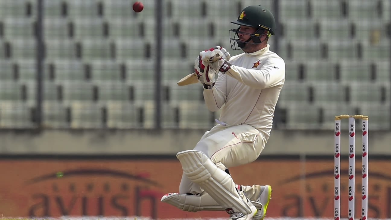 Zimbabwe vs Pakistan 1st Test 2021 – Match Report