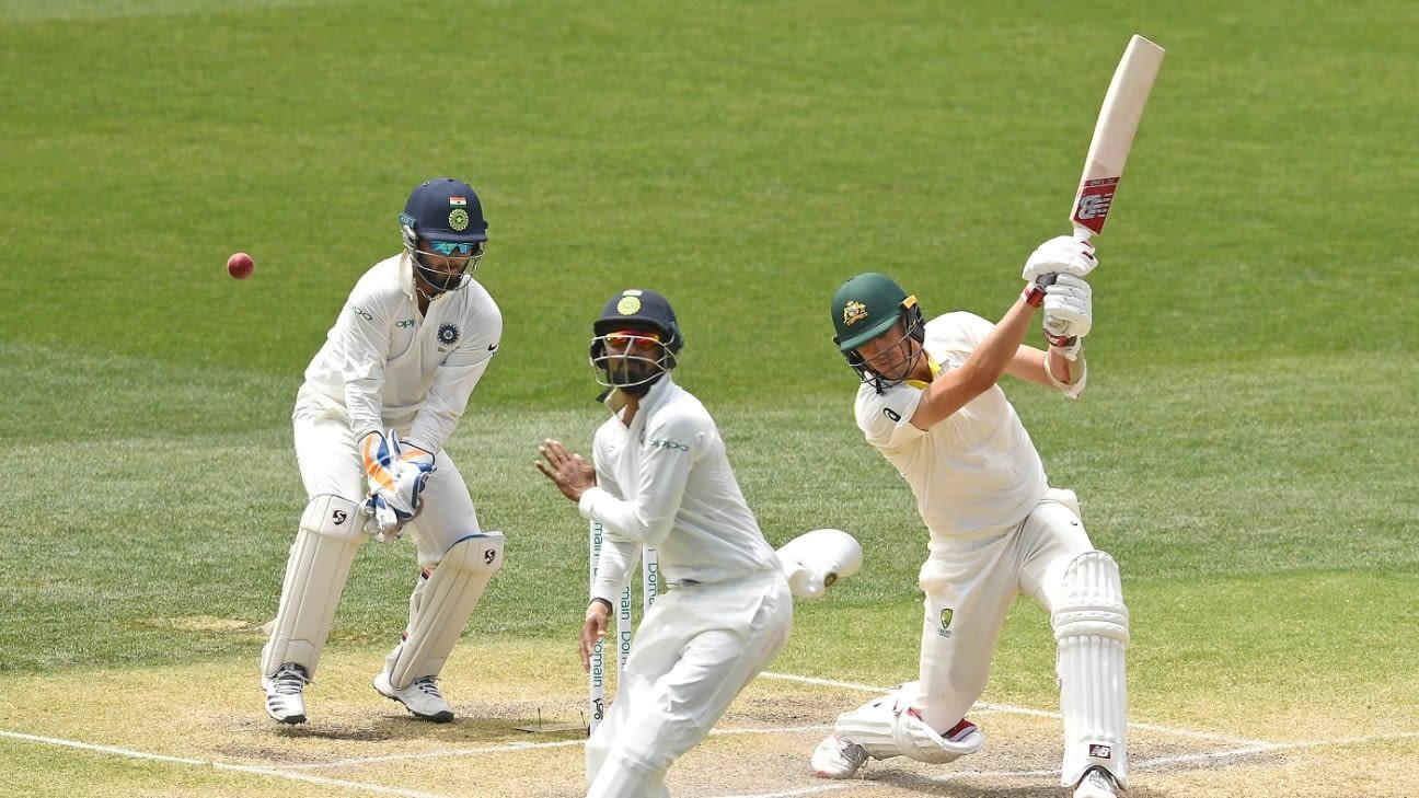 Full Scorecard of India vs Australia 1st Test 2018/19 - Score Report | ESPNcricinfo.com