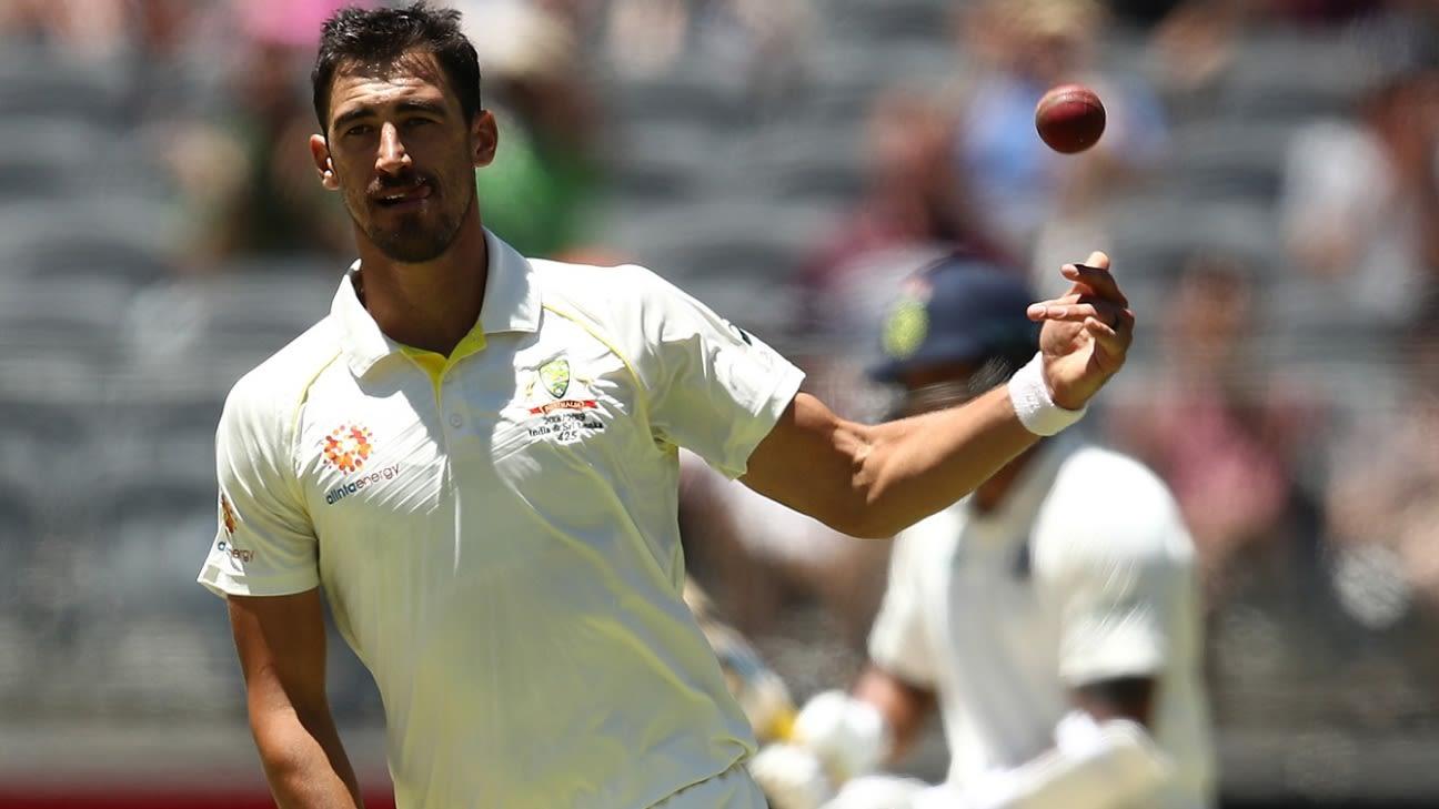 Full Scorecard of Australia vs India 2nd Test 2018/19 - Score Report | ESPNcricinfo.com