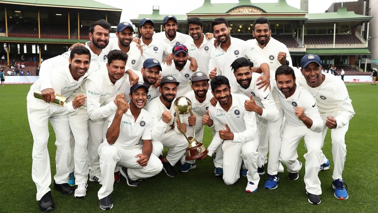 Full Scorecard of India vs Australia 4th Test 2018/19 - Score Report | ESPNcricinfo.com