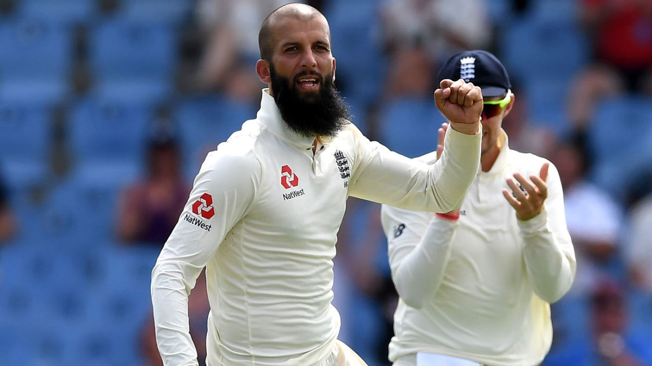 Moeen Ali 'probably ready now' to make England Test return