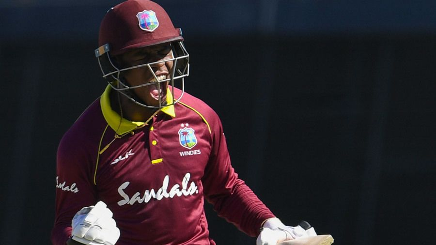 Shimron Hetmyer had earlier failed to meet the team's fitness standards AFP