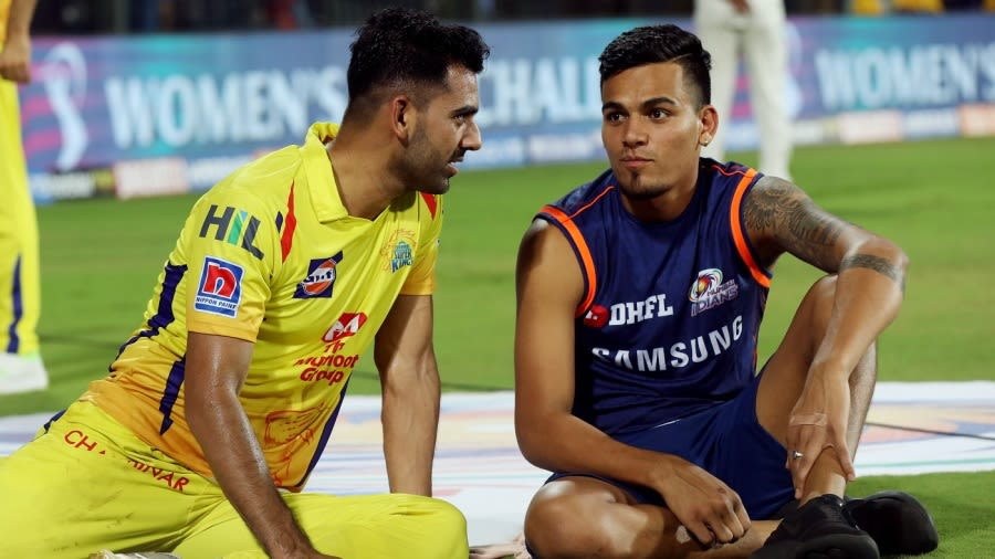 Rahul Chahar To Csk S Deepak Chahar Stay Strong Brother Get Well Soon