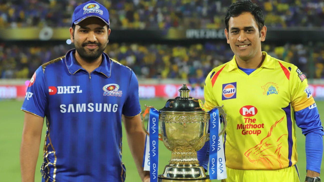 Mumbai Indians vs Chennai Super Kings IPL T20 Match Prediction