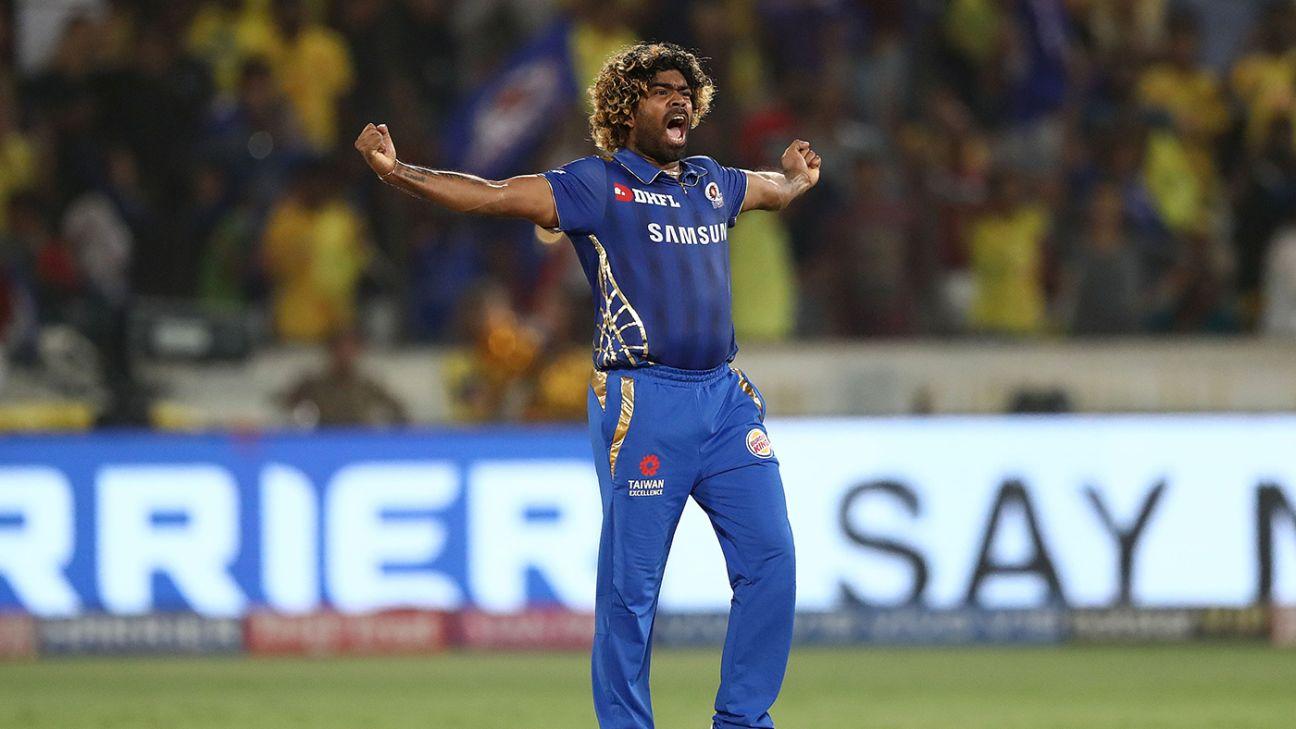 IPL 2020 - Lasith Malinga set to miss initial part for Mumbai Indians