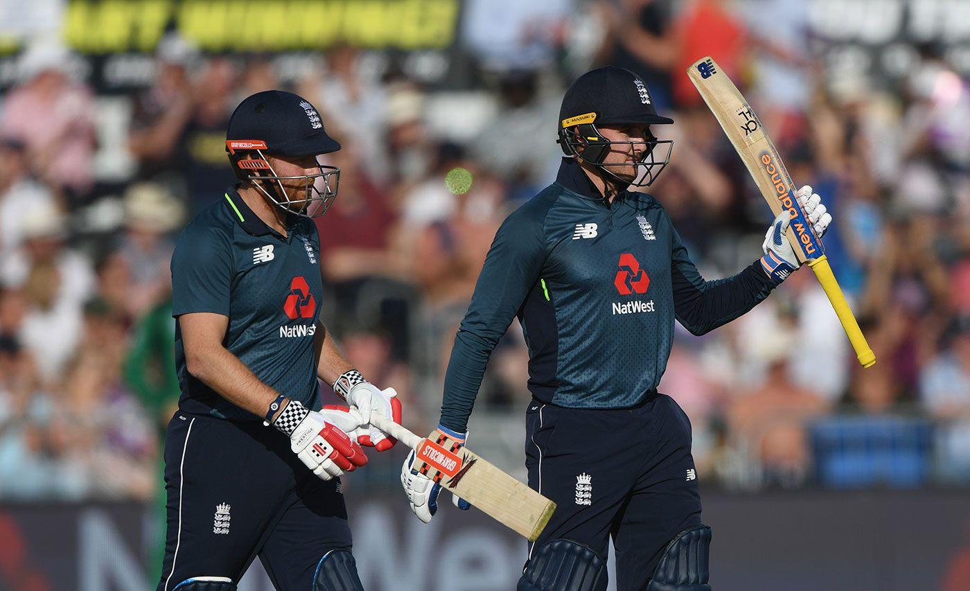 Full Scorecard Of Pakistan Vs England 3rd ODI 2019 Score