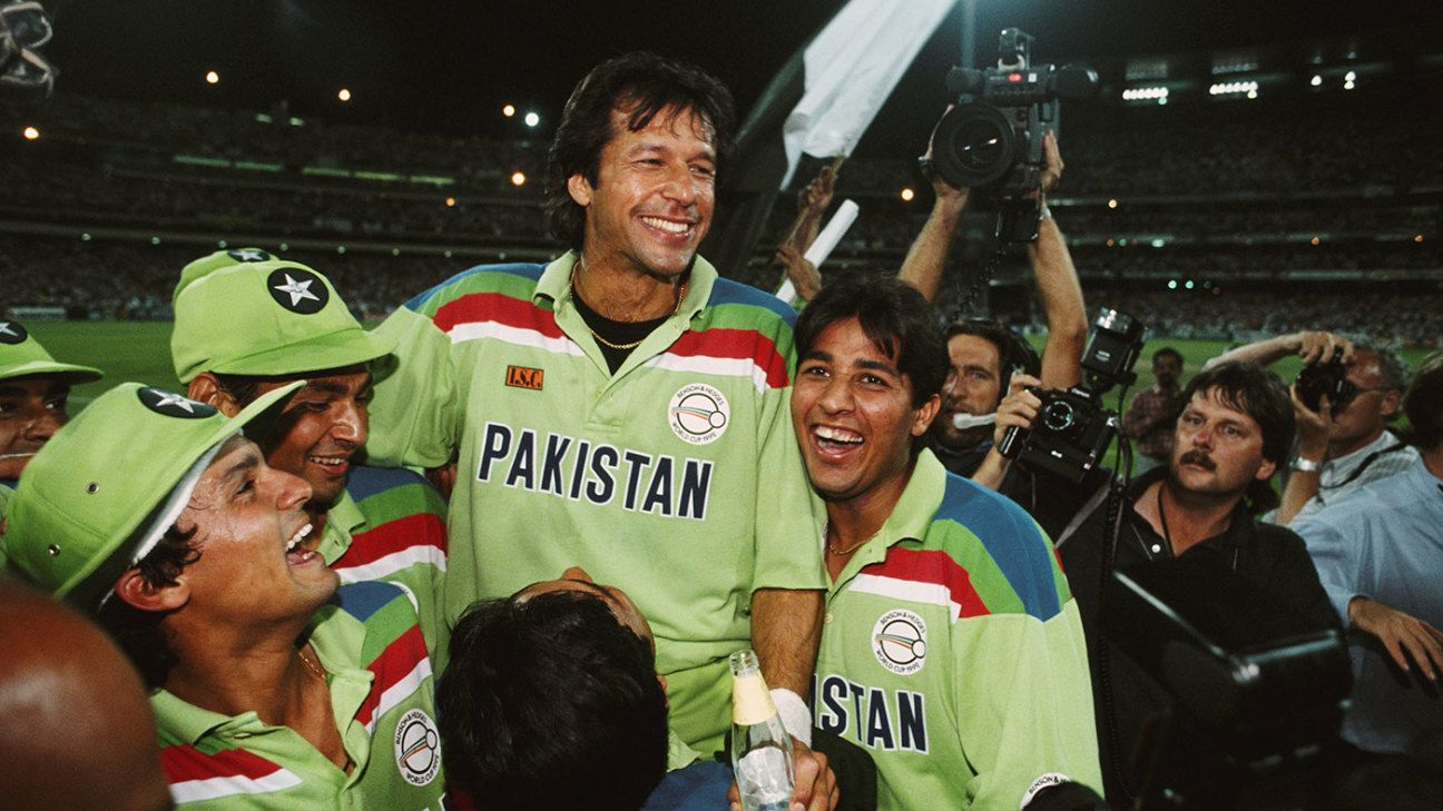 Ask Steven: Is Imran Khan the oldest man to play in a World Cup final?