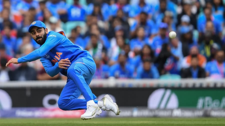 India's fielding upsurge moves beyond the usual suspects