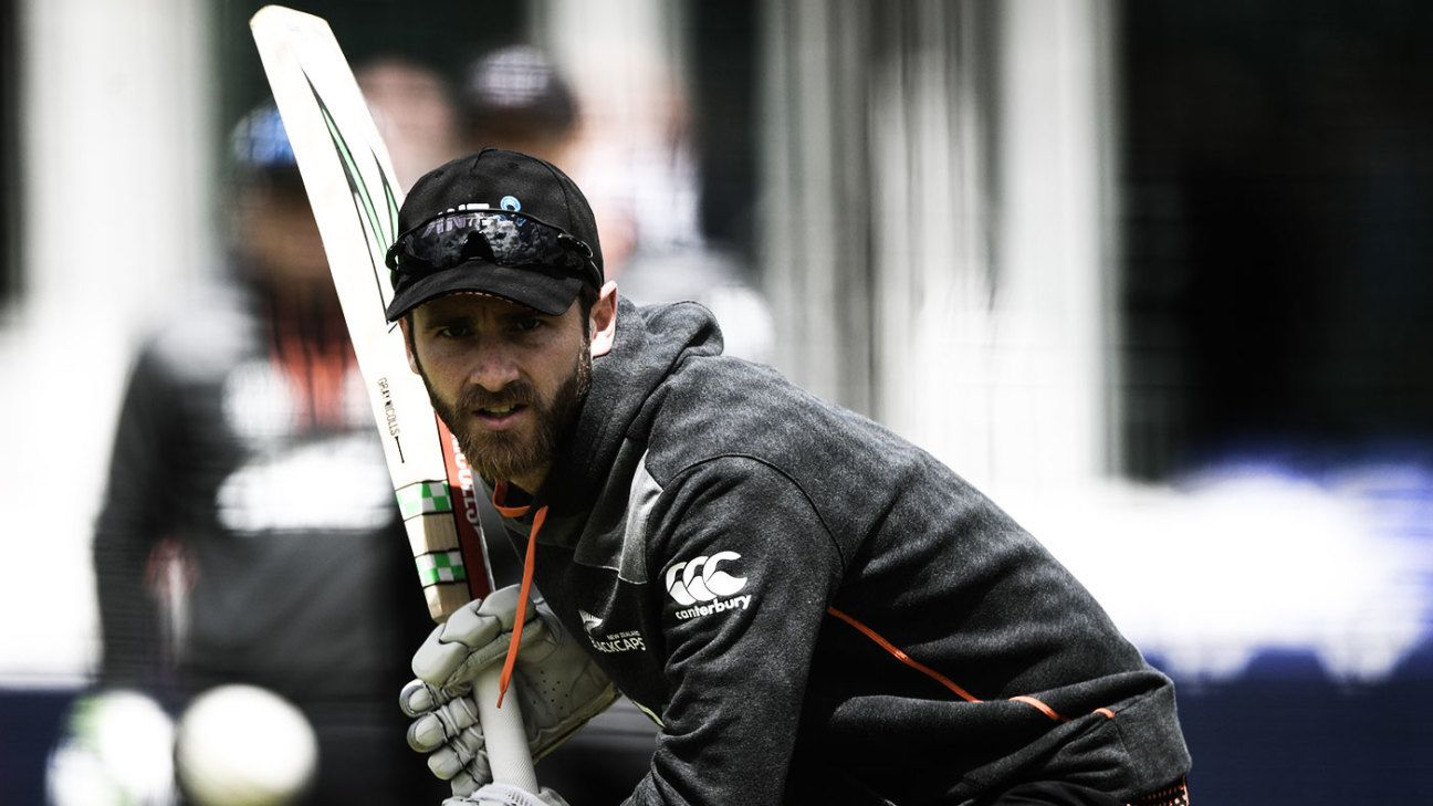 Kane Williamson's is the hand that steadies New Zealand's ship