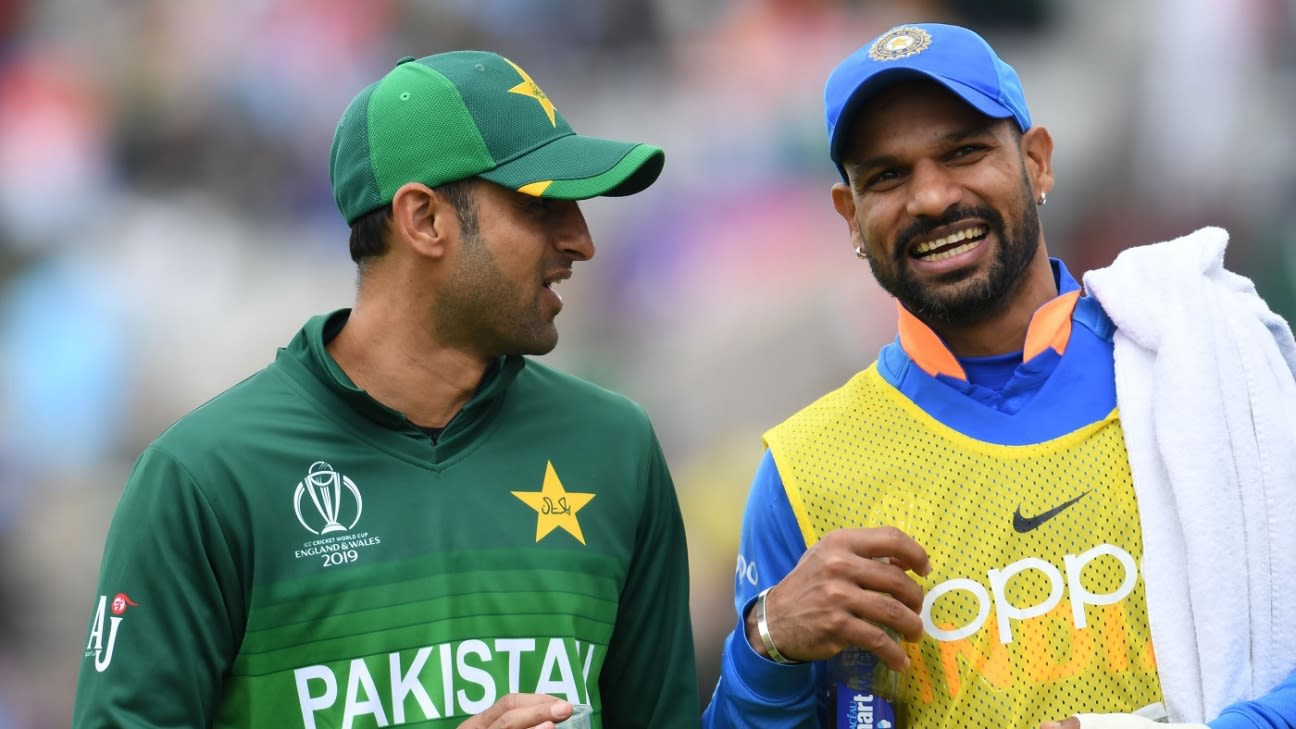 PCB chairman Ehsan Mani wants T20 World Cup shifted if India don't give 'written assurances' on visas - ESPNcricinfo