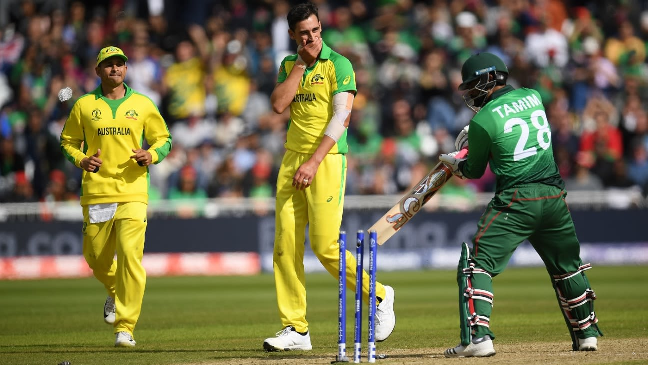 Australia set to tour Bangladesh later this year for T20Is, not Tests - ESPNcricinfo
