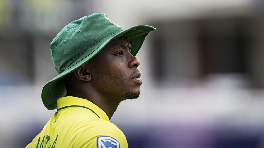 Questions have arisen over Kagiso Rabada's inclusion in South Africa's XI for the Wanderers Test against England in 2015-16 Getty Images