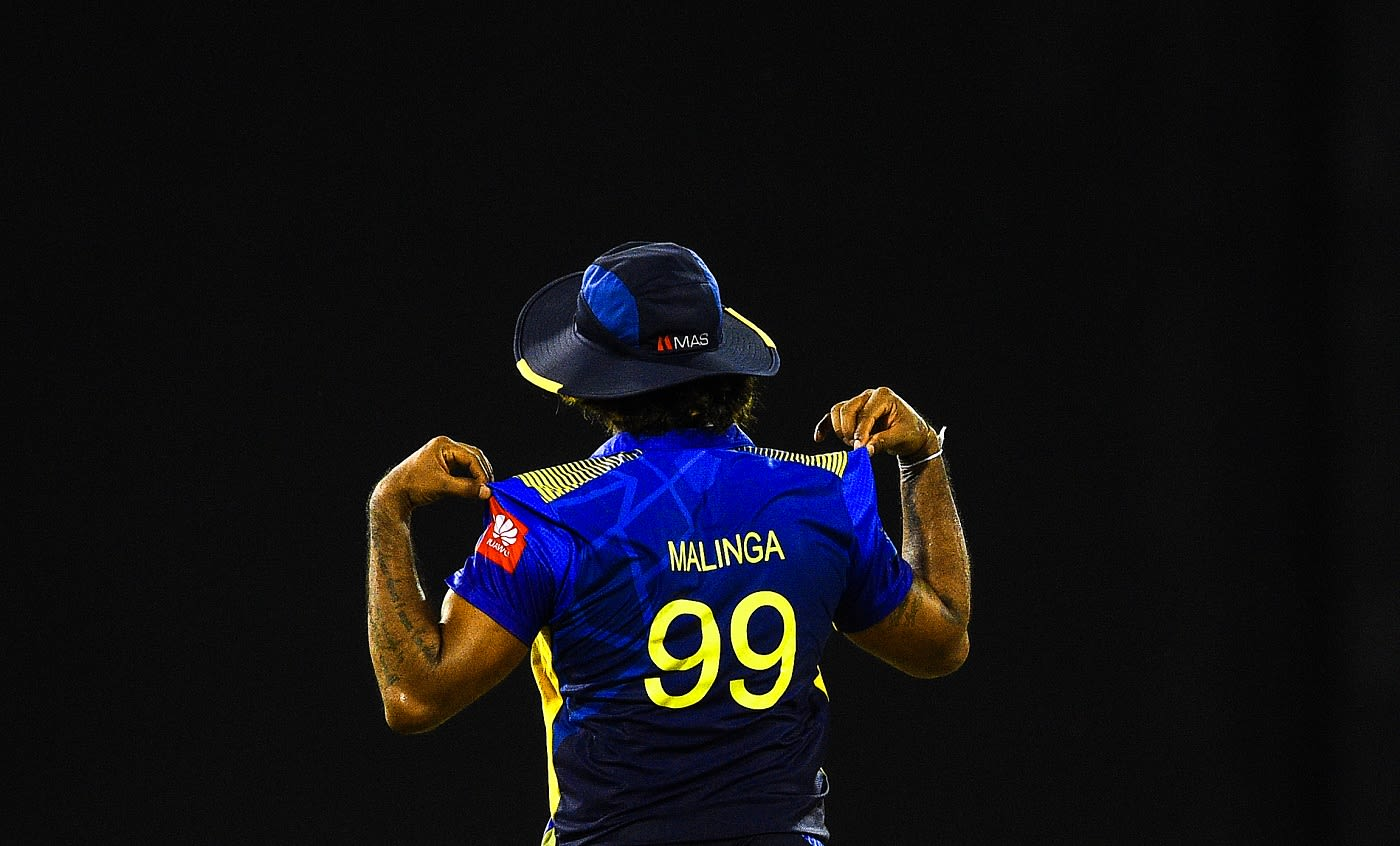 Lasith Malinga retires from T20s to close out playing career